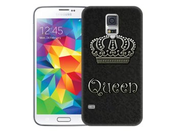 Samsung Galaxy S5 Skal Queen