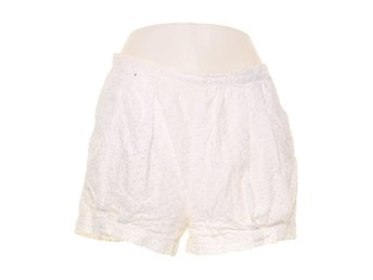 H&M Consious Collection Exclusive, Shorts, Strl: 36, Vit