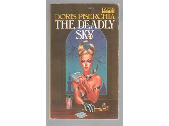 Doris Piserchia - The Deadly Sky - DAW 515