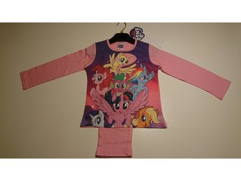 My little pony Pyjamas långärmad Strl 104