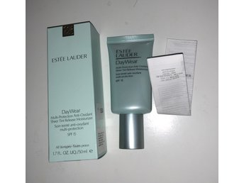 Estee Lauder DayWear multi protection anti oxidant sheer tint Release moisturize
