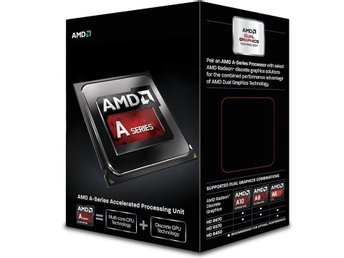 AMD Black Edition AMD A8-6600K / 3.9 GHz  GIGABYTE GA-F2A78M HyperX Fury