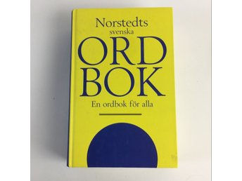 Norstedts, Ordbok