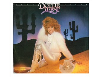 "DOTTIE WEST - High Times - LP ""cut out"" (1981)"