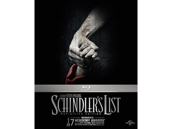 Schindlers List - 20th Anniversary Definitive Ed. (Blu-ray)