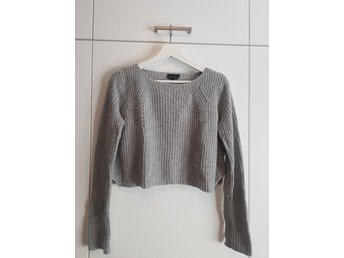 2bac8bbbc8d4 TOPSHOP tröja stickad, strl 36 (351215625) ᐈ Köp på Tradera
