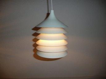 Fönsterlampa DUETT Ikea Bent Boysen 80 tal Lampa Taklampa