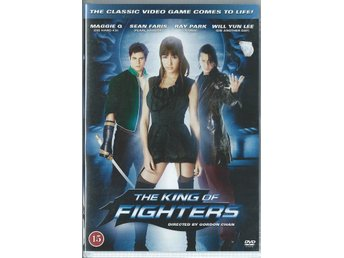 THE KING OF FIGHTERS - MAGGIE Q  (SVENSKT TEXT)