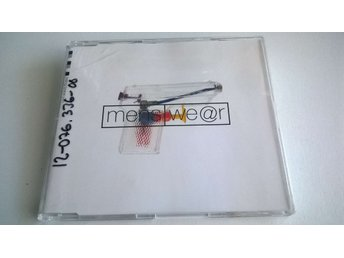 Menswear - Being Brave, CD, rare!