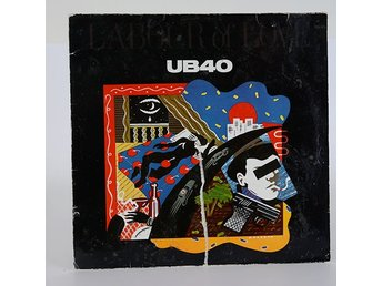 UB 40 - Labour of love LP