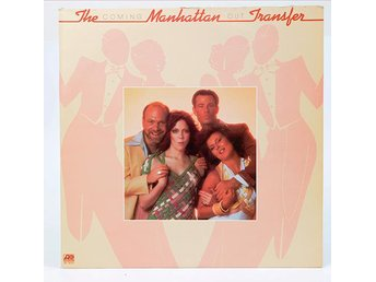 The Manhattan Transfer - Coming Out SD 18183 LP 1976