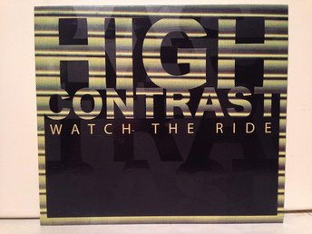 "High Contrast - Watch The Ride "" Drum n Bass"""