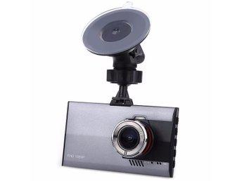 Car DVR Recorder 1080P Full HD 170 Degree Wide Angle - Märsta - Car DVR Recorder 1080P Full HD 170 Degree Wide Angle - Märsta