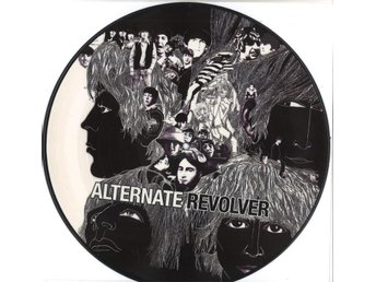 Bild LP Beatles - Alternate Revolver