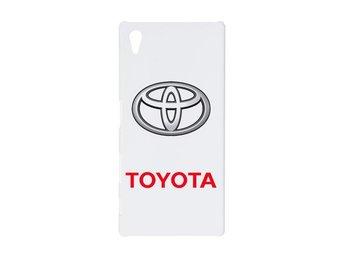 Toyota Sony Xperia Z5 skal / mobilskal, present till Toyota ägare - Karlskrona - Toyota Sony Xperia Z5 skal / mobilskal, present till Toyota ägare - Karlskrona