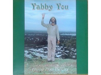 Yabby You  titel*  Fleeing From The City* US LP