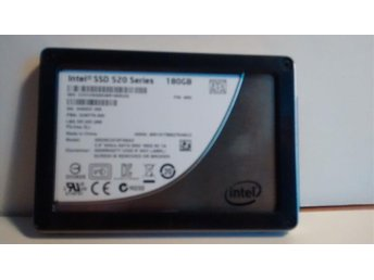 SSDdisk Intel 520 Series 180 Gb