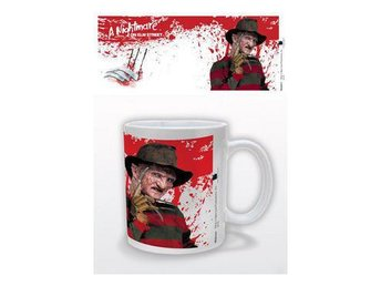 A Nightmare On Elm Street Mugg Freddy Krueger