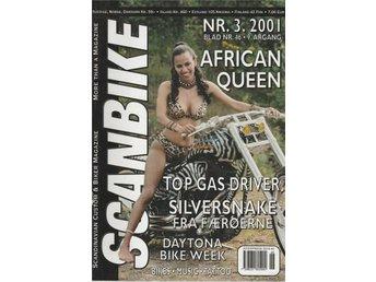 Scanbike nr. 3 2001 - Brottby - Scanbike nr. 3 2001 - Brottby