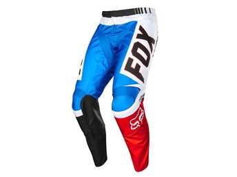 Fox Youth 180 Fiend SE Pant Blue/Red 28""