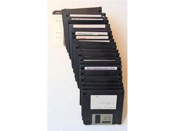 """23 st 3.5"""" HD-disketter - Skärholmen - 23 st 3.5"""" HD-disketter - Skärholmen"""