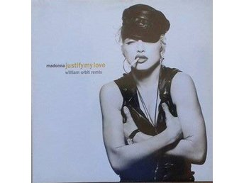 "Madonna title* Justify My Love* Trip Hop, Disco 12"" EU"