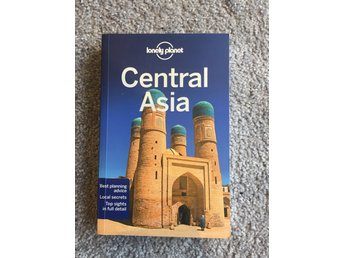 Central Asia Lonely planet. 6th edition 2014