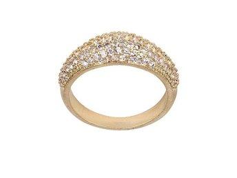 Ring från Edblad - El Nath Brushed Light Gold stl L - Stockholm - Ring från Edblad - El Nath Brushed Light Gold stl L - Stockholm