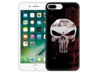 iPhone 7 Plus Skal The Punisher