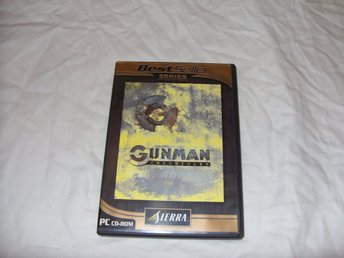 Sierra Gunman Chronicles Best Seller Series PC CD ROM Engelsk shooter