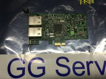 Dell Broadcom 5720 DualPort GbE pci-e LP 557M9