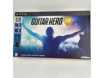 Javascript är inaktiverat. - Stockholm - playstation 3, Guitar Hero-Set, Modell: Guitar Hero LiveVaran är i normalt begagnat skick. Skick: Varan säljs i befintligt skick och endast det som syns på bilderna ingår om ej annat anges. Vi värderar samtliga varor och ger dom en beskri - Stockholm