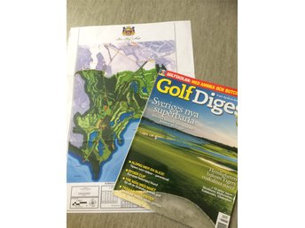Brohof Banskiss plus Golf Digest special om Brohof