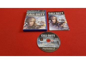 CALL OF DUTY FINEST HOUR till Sony Playstation 2 PS2