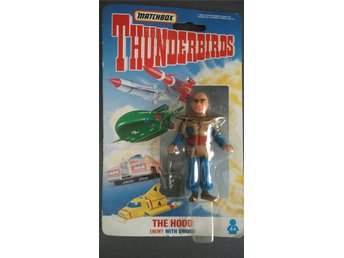 """The Hood"" Leksaksfigur från Thunderbirds"