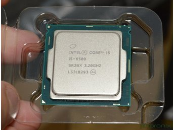 Intel® Core™ i5-6500 Processor 6M Cache, up to 3.60 GHz S1151
