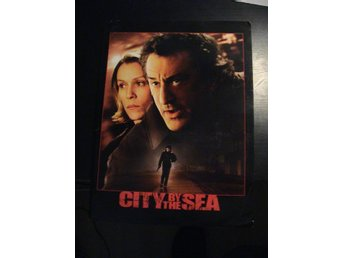 CITY BY THE SEA (Robert DeNiro) PRESS KIT + ELECTRONIC PRESSKIT
