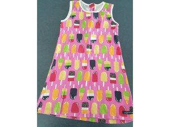 bvilkervalla klänning med glass