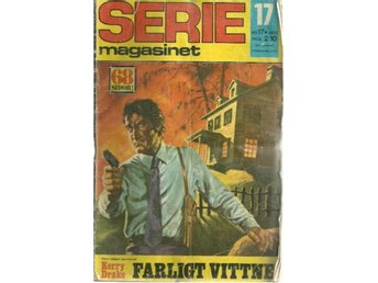 SERIE - MAGASINET SPECIAL     - NR 17   1973