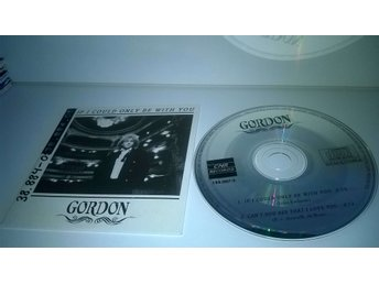 Gordon - If I could only be with you, single CD