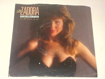 Pia Zadora - I Am What I Am / For Once In My Life, vinyl EP
