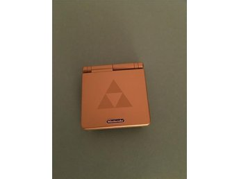 Zelda Limeted Edition - GameBoy Sp