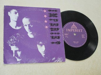 "Imperiet (7"") - Fred SWE-84"