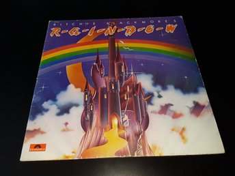 Ritchie Blackmore's Rainbow USA-press 1975