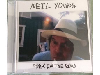 NEIL YOUNG FORK IN THE ROAD CD