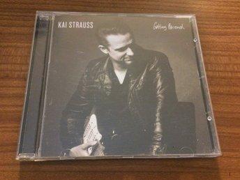 KAI STRAUSS Getting Personal CD 2017 Import Buddy Guy Jimmy Vaughan - Tyringe - KAI STRAUSS Getting Personal CD 2017 Import Buddy Guy Jimmy Vaughan - Tyringe