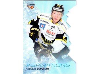 2015-2016 HockeyAllsvenskan Aspirations #AS20, Andreas Bergmann, Tingsryds AIF - Linghem - 2015-2016 HockeyAllsvenskan Aspirations #AS20, Andreas Bergmann, Tingsryds AIF - Linghem