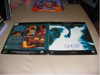 Ghost - Widescreen edition - 2st laserdisc