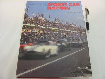 Sports Car Racing av Denis Jenkinson