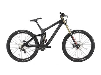 "Rocky Mountain Maiden Pro 27.5"" Downhill bicycle"